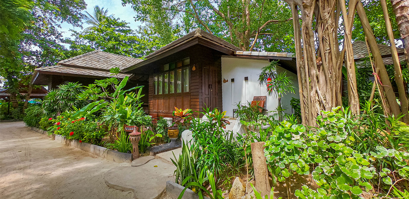 Chaweng Garden Beach Resort_Garden Bungalow