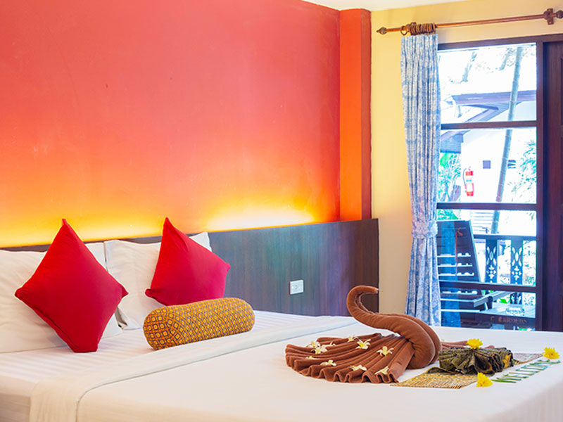 Chaweng Garden Beach Resort_Standard Double Room