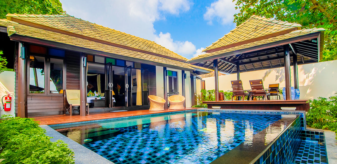 Baipho Beachfront Pool Villa