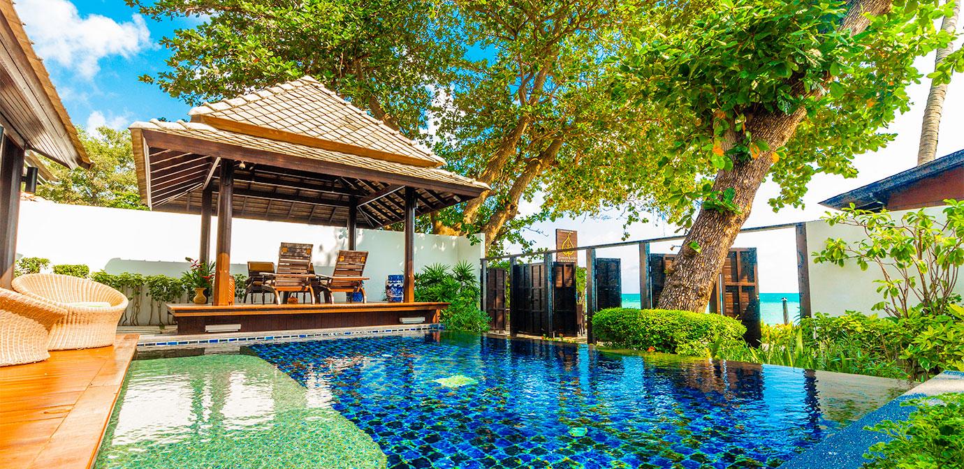Baipho Beachfront Pool Villa